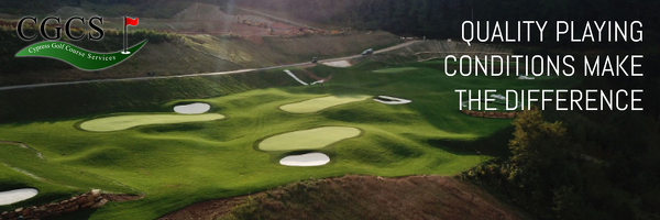 nice looking golf course